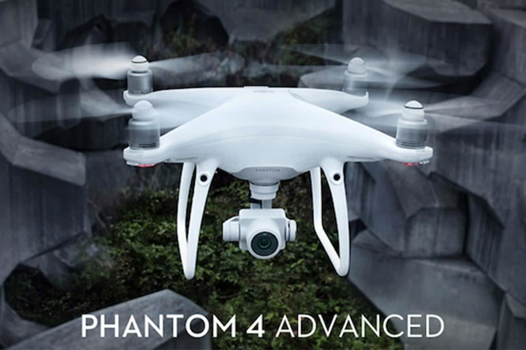 Dji Phantom 4 Advanced Drone Featured Picture
