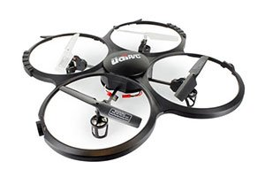 Force1 UDI U818A HD+ Quadcopter