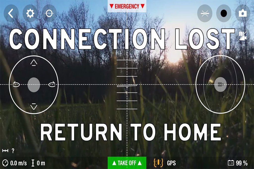 Return To Home Drones