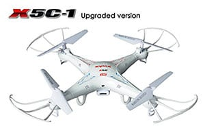 Syma X5C-1 Quadcopter Upgraded Version