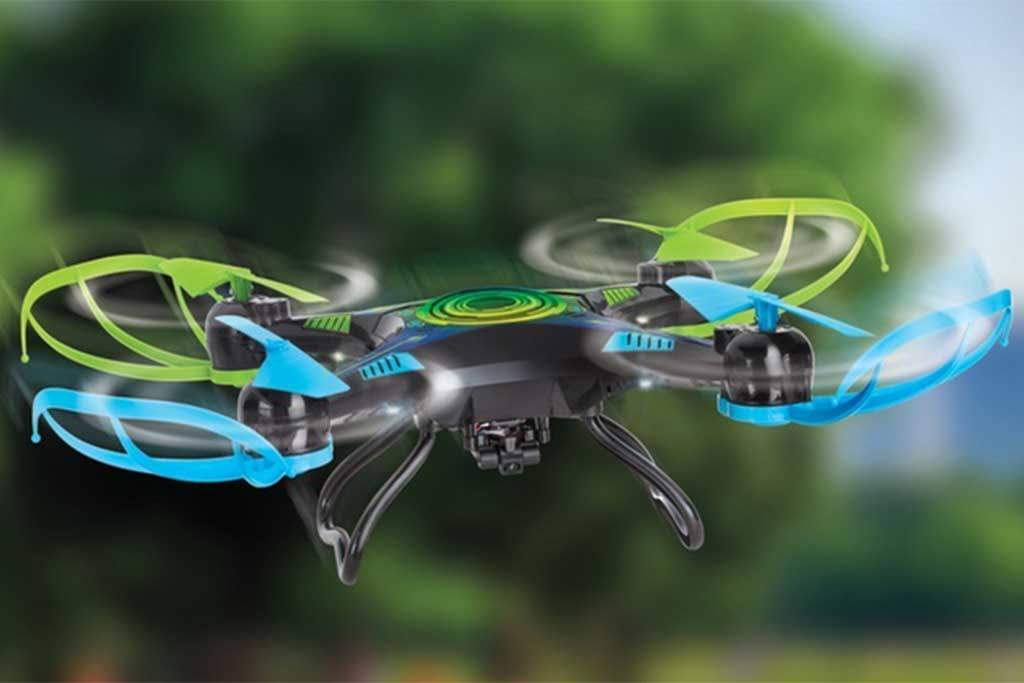 Sharper Image Drone Review Liquid Image