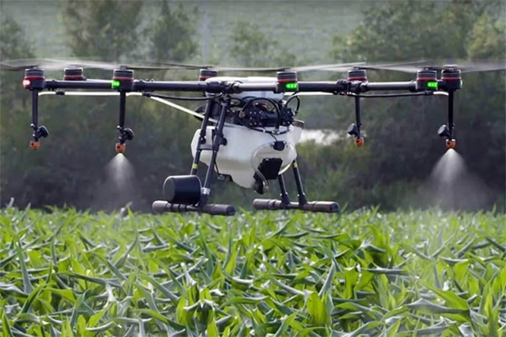 Drones in Agriculture, Tree Planting Drones - Dronesinsite