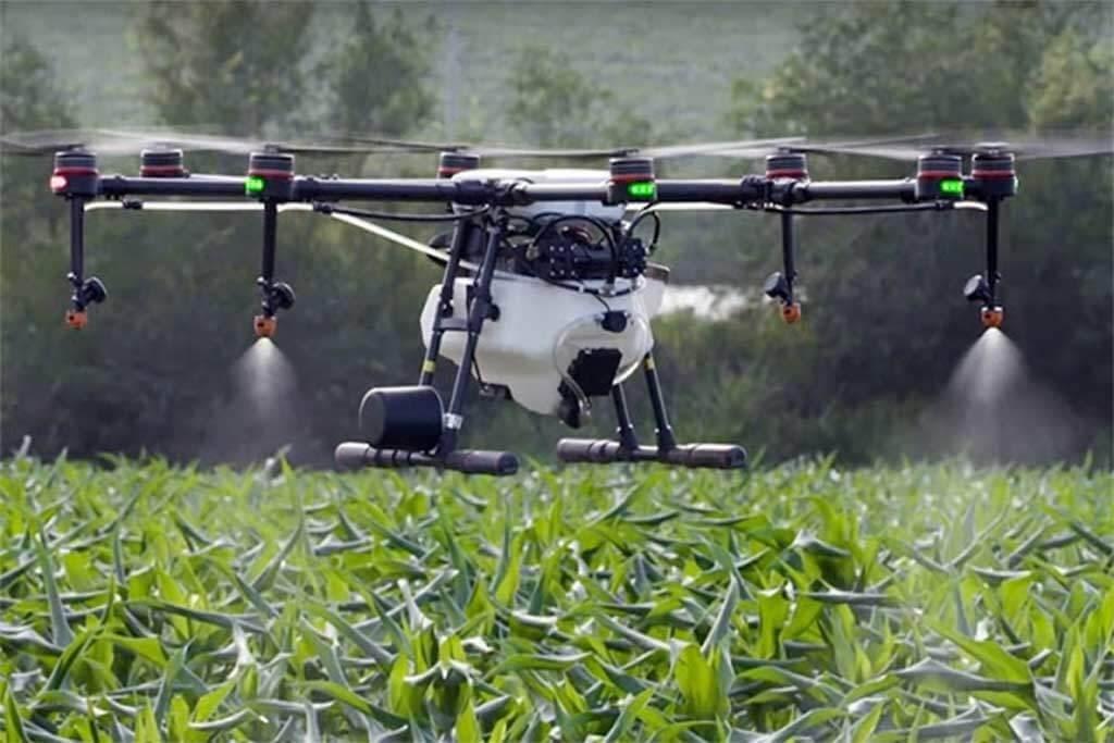 DJI Agras Drone