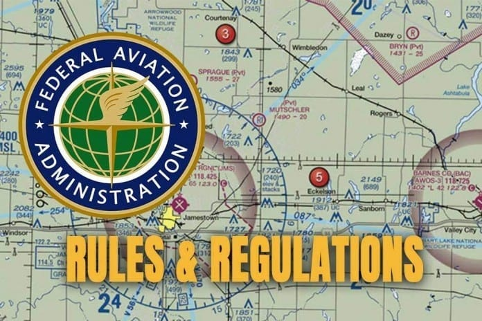 FAA Rules and Regulations For Drone Pilots
