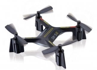 Sharper Image DX-5 Drone