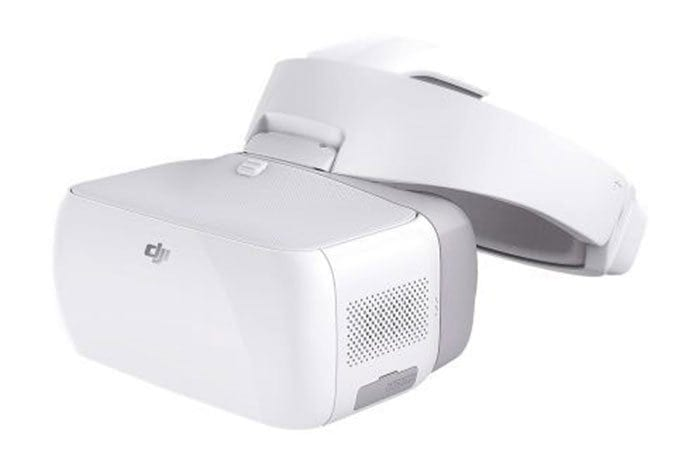 DJI Goggles How To Use And Product Review