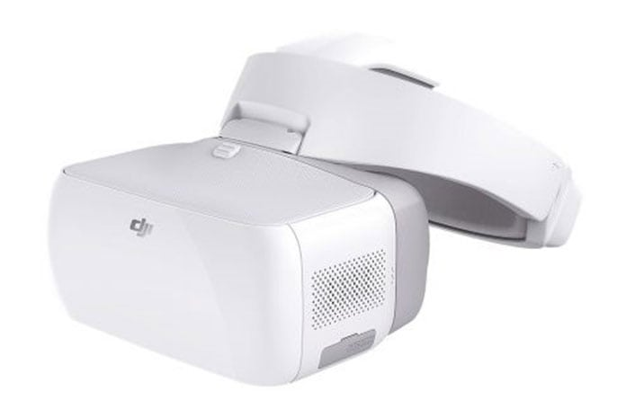 DJI Goggles Front