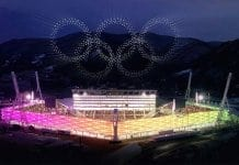 Olympic Drones