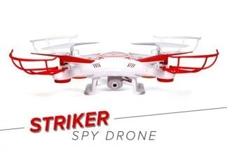 Striker Spy Drone