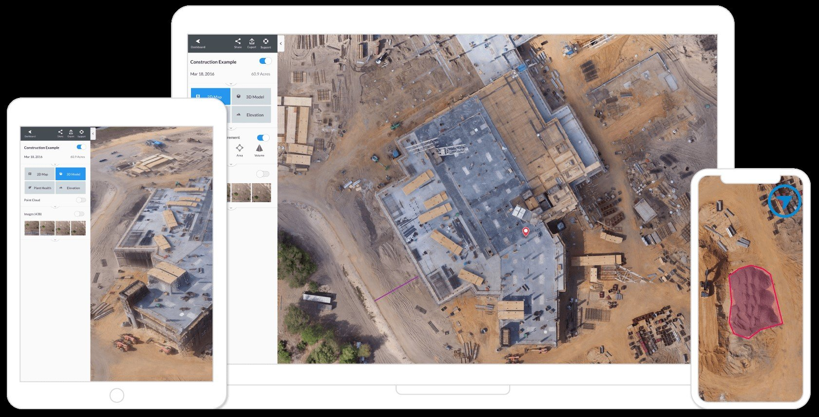 Drone Deploy Mapping Software